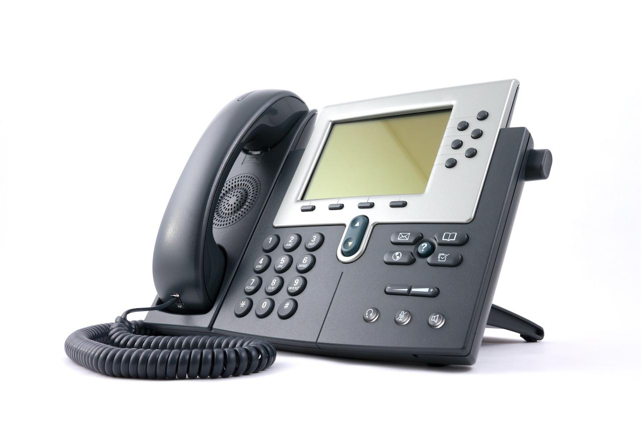 Professional fixed telephony